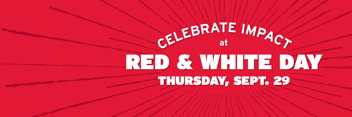 Red & White Day - Sep29